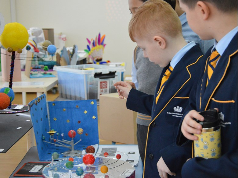Home Learning Exhibition Rosinka, March 2019