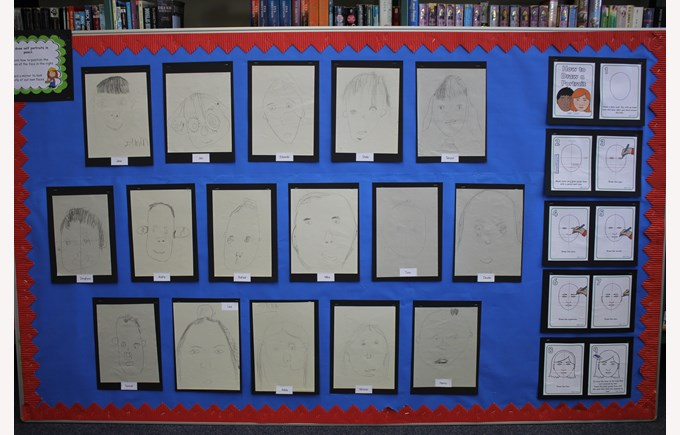 Y1 portrait gallery
