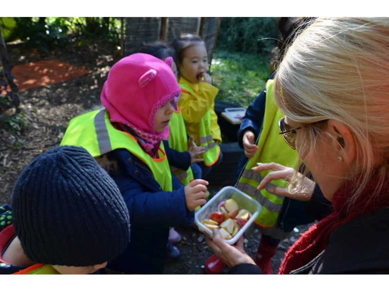 Forest School BBQ