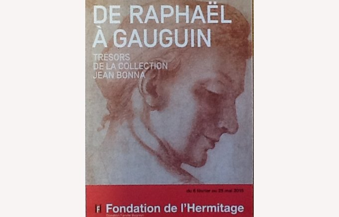 "expo ""From Raphael to Gauguin"""