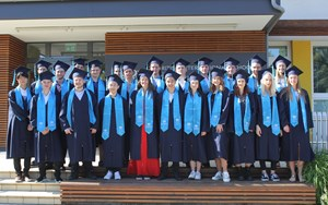 British International School Bratislava - Graduates 2020