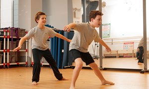 Juilliard Dance Curriculum