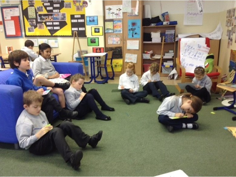 Y3 Extended Literacy