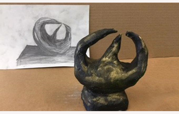 Reproduction œuvres de Henry Moore