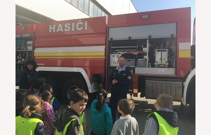 Year 1 Fire station