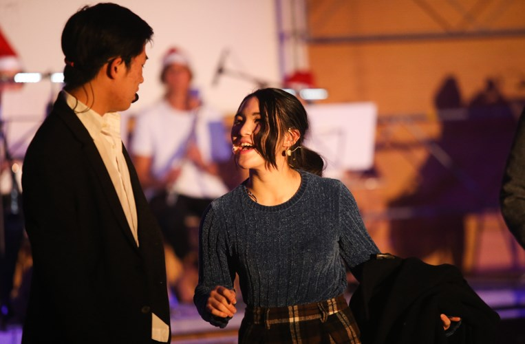 Beau Soleil Winter musical production (9)