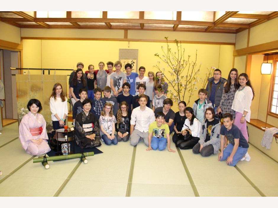 School News  Pully  Trip to Japan