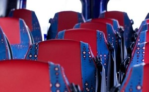 Seats on the school bus