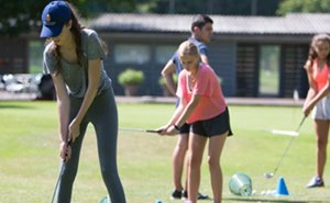 Golf - Collège du Léman - International School Geneva