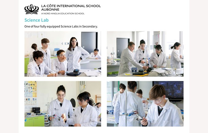 LCIS Science Labs