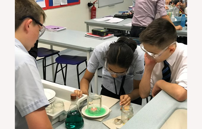 Science at BISB
