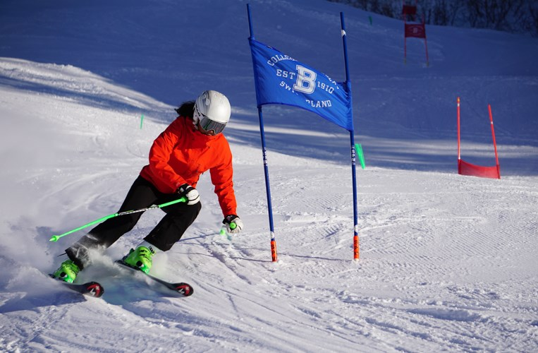Beau Soleil Athlete Ski Performance Group