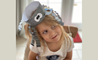 ISM EYFS Student Spider hat