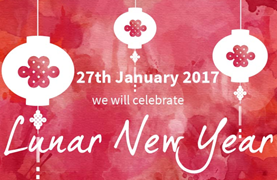 Lunar New Year 2017