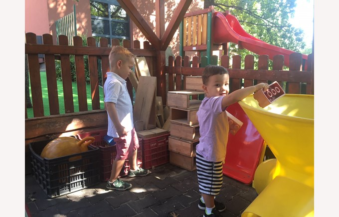 early years open house
