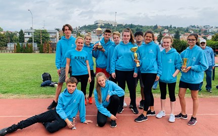 Secondary Athletics Competition