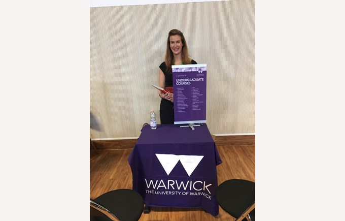 university of warwick rep