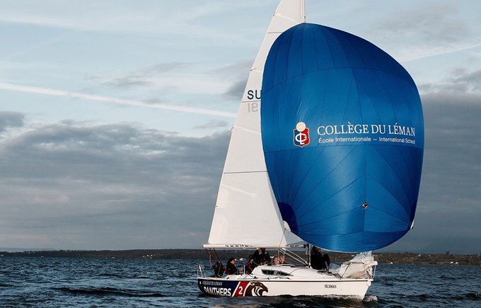 Sailing - Collège du Léman - International School of Geneva
