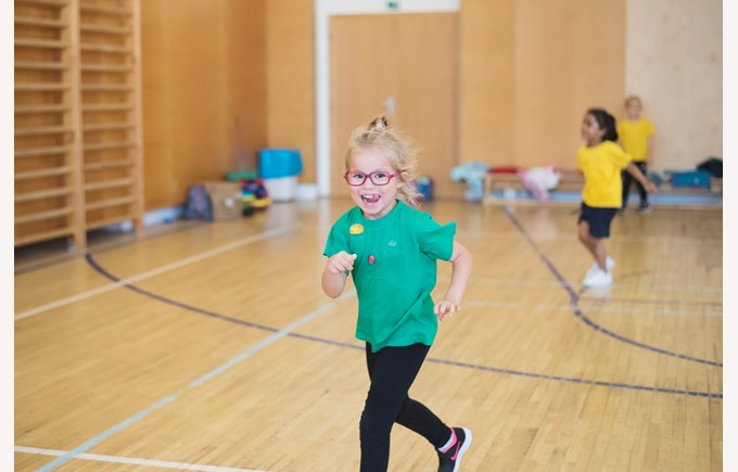 BISB Early Years Foundation - Physical education