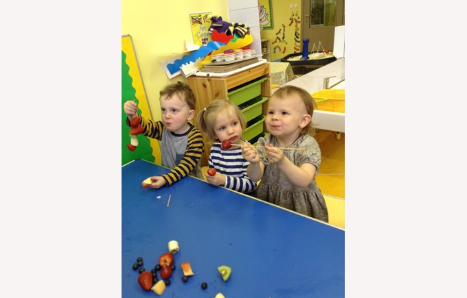 EYFS Maths Week