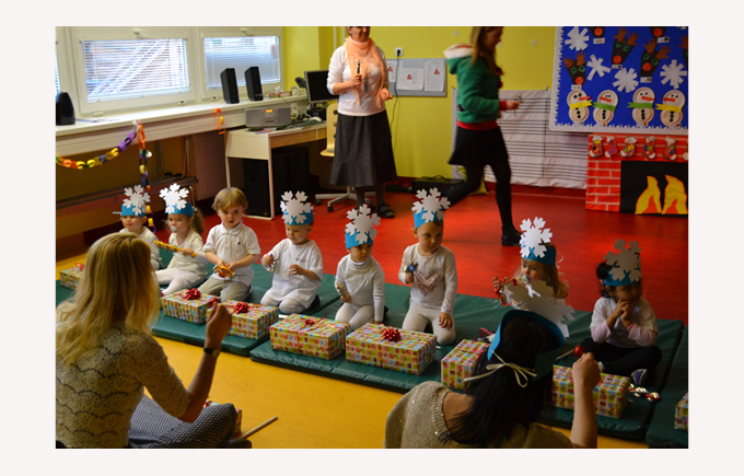 Nursery A wnter performance