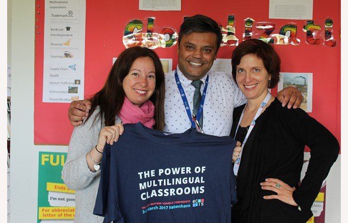 ESL Team in the Secondary School the power of multilingual classrooms