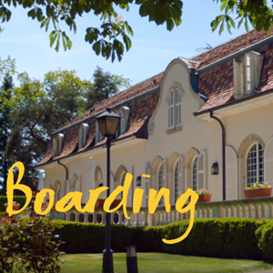 Our boarding experience - square