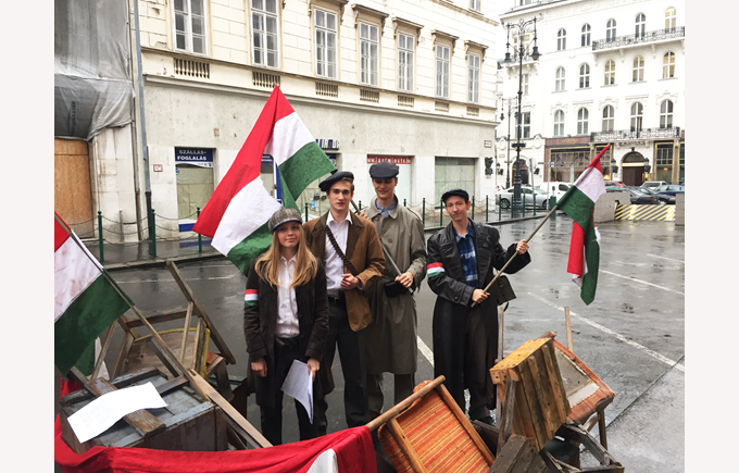 Remembrance of the Hungarian Revolution of 1956