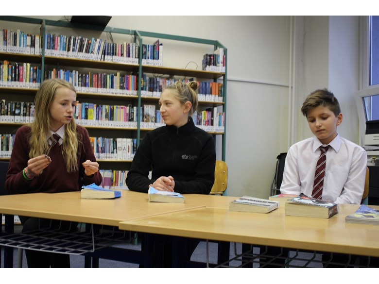 Book week secondary