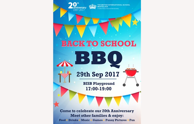 Back to School BBQ 2017