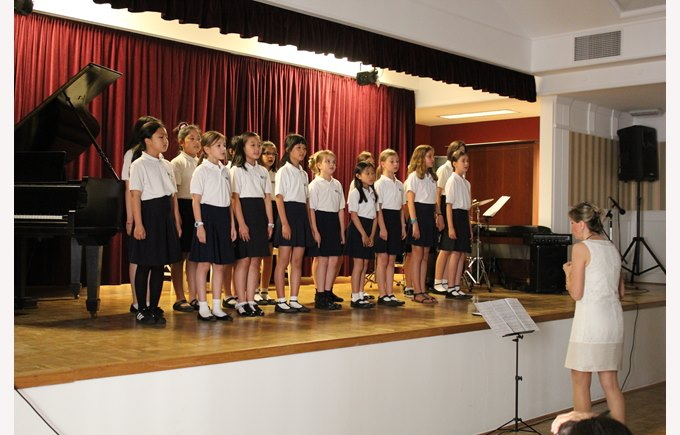Primary Summer Concert
