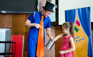 Summer school 2015 magician