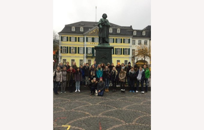 Language exchange in Koblenz, Germany