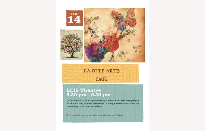 LCIS Music & Arts Café