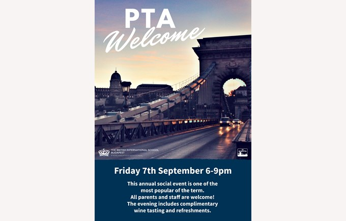 pta welcome evening