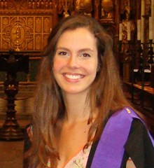 Alexandra Grove, Alumna and Doctor
