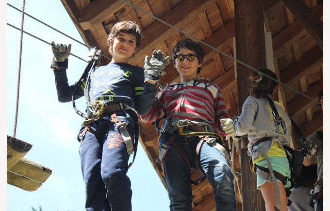 Summer Camp - Alpine Challenge