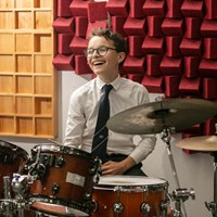Juilliard music curriculum boy drums