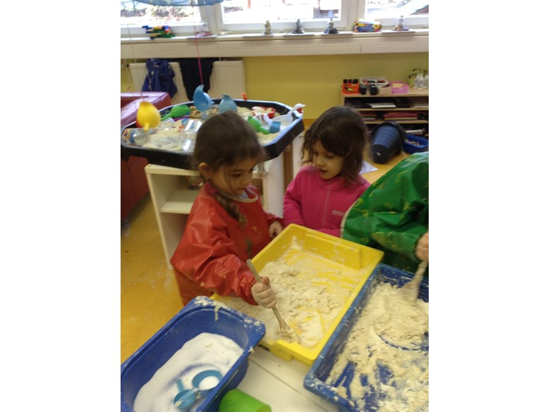 volcanos in reception