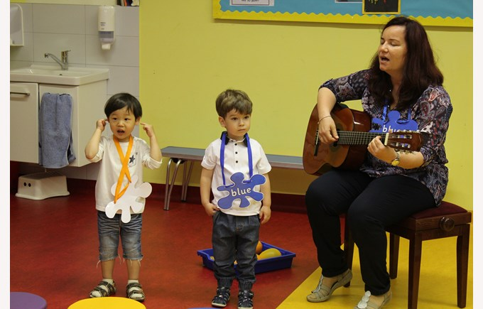 Nursery performances