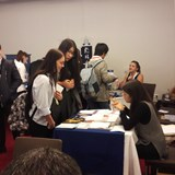 BISB students on University Fair