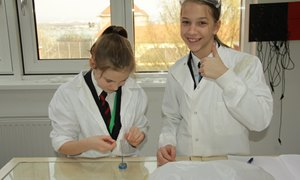 Science girls