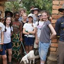 ICS Students build relationships and homes in Tanzania 2017