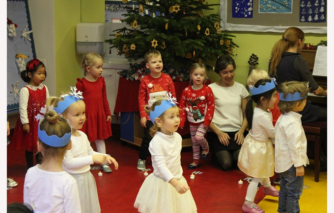 BISB Early Years Foundation - Musical Performances