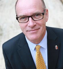 James Bearblock, Director of Advancement, Collège du Léman
