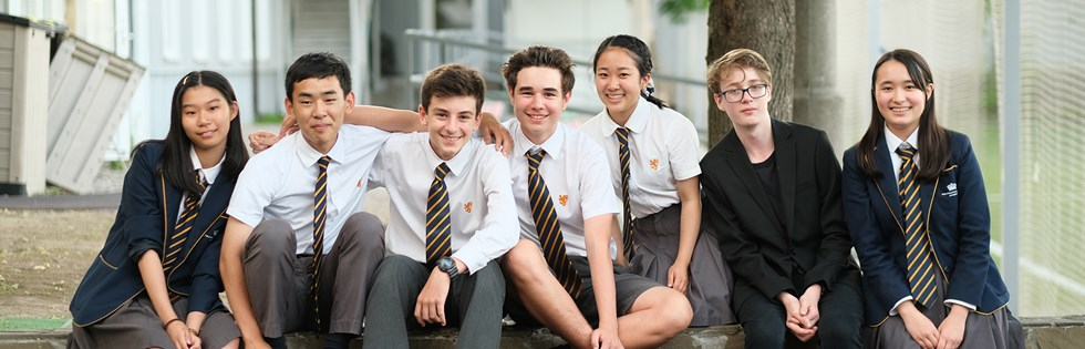 ISM Secondary Students 2019