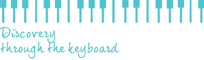 Discovery through the keyboard