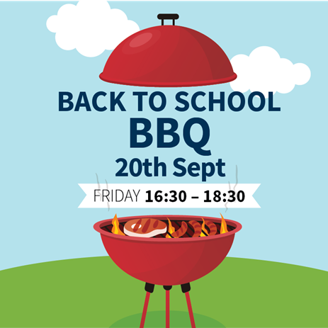 Back to school BBQ 2019