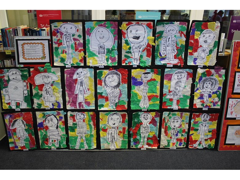 Year 1Portrait Gallery