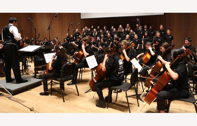 Global Orchestra in Concert